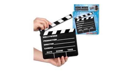 a29281f4414 Film Klapper til filmoptagelser, sjove gadgets og små gaver