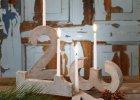DIY Adventsstage støbt i beton