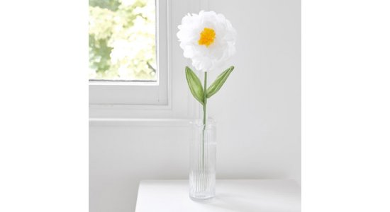 Blomster Pom Pom Dekoration, 55 cm