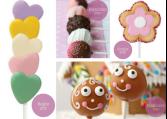 Pop Cakes, Cookie Pops, isforme