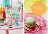 Plastik Tallerkener