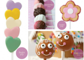 Pop Cakes, Cookie Pops, isforme