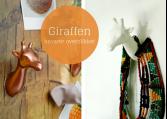 Giraffe, Giraf knager