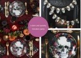 Halloween Baroque Kranie Party