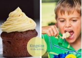 KINGSIZE muffinsforme, Cupcakes
