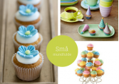 Mini cupcakes, mini muffins forme