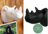 Rhino, Næsehorn knager