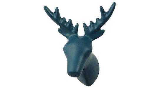 Dear Deer Knage, mat petroleumsblå
