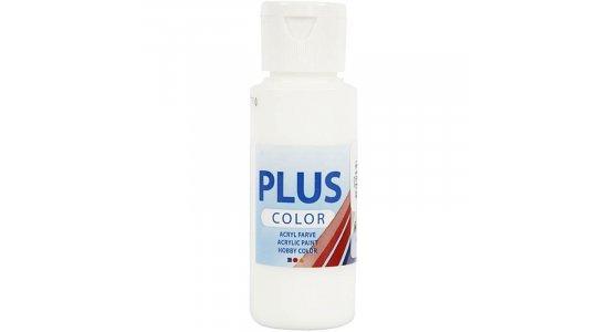 Hobbymaling, White.60 ml