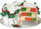 Bageform checkerboard cake set, 4 dele.