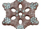 Bageform Snowflake, non stick