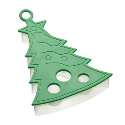 Billede af Kageudstikker 3D cookie cutter, juletræ