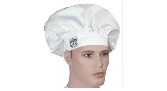 Kokkehue, høj og hvid. Chaud Devant
