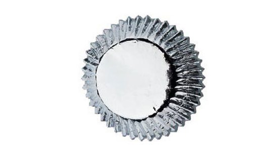 Konfekt forme, SØLV metal