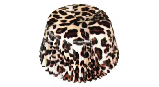 Trøffelforme i papir, Leopard