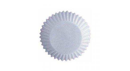 Muffinforme i papir. Hvide