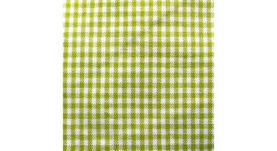 Forklæde, Lysegrønne og hvide tern. Krasilnikoff