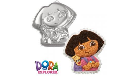 Dora Udforskeren bageform.