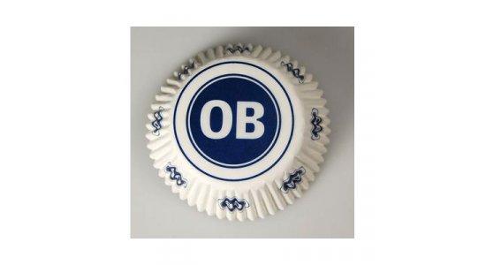 OB mini muffinsforme, 100 stk. SMÅ MUFFINS!!!