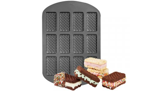 Ice Cream Sandwich Pan. Hit til børnefødselsdag!