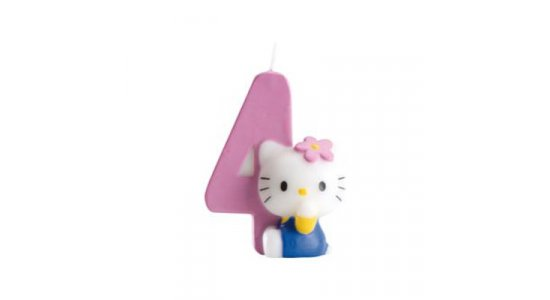 Hello Kitty Kagelys, nr 4