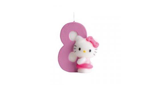 Hello Kitty Kagelys, nr 8