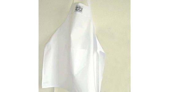 Hvidt forklæde, børn. Chaud Devant.