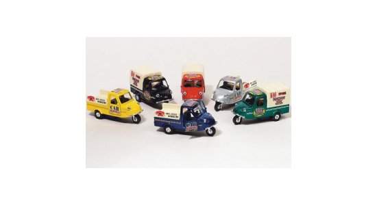 Bil Mini Tricycle, die-cast