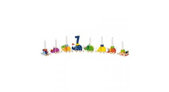 Fødselsdagstog, elefantparade.