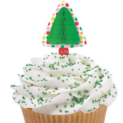 Billede af Juletræ pix. Folde-ud-juletræ.