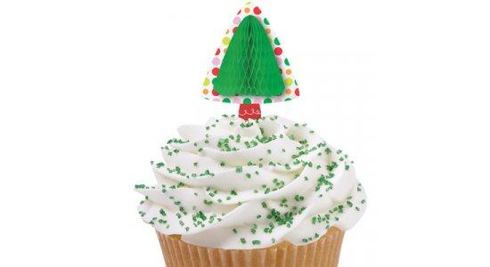 Juletræ pix. Folde-ud-juletræ.