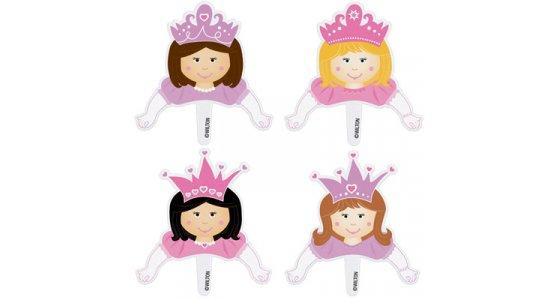 Princess Pix, prinsesser til POP CAKES, 8 stk
