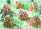 Bageform til 6 små kagehuse. Cozy village. Muffins
