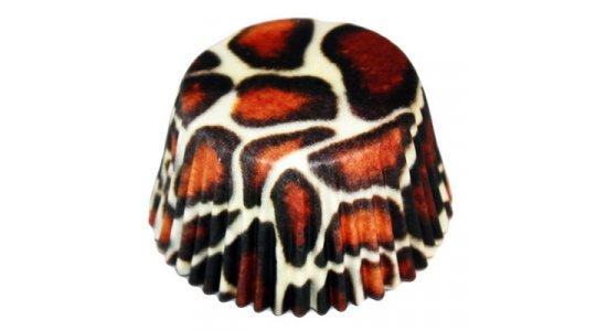 Kalas fårm luksus muffinforme, STORE, Giraf