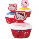 Hello Kitty muffinforme, cupcakes, 50 stk
