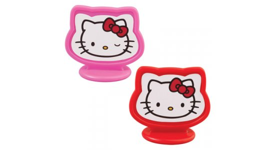 Hello Kitty kage toppers, kagepynt.