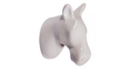 Horse Knage, Hvid