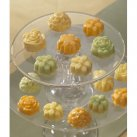 Petit Fours Pan, mini muffins som blomster