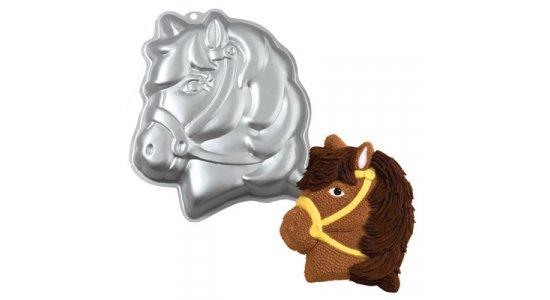 Bageform til hest. Party Pony