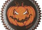 Halloween Græskar muffins forme, 75 stk. Halloween
