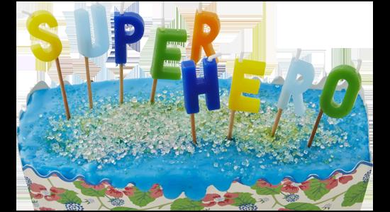 Kagelys, Super Hero