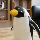 Züny Pingvin, bogstøtte, dørstopper, pynt. FRAGTFRI